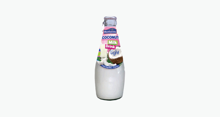 MESOGEIOS COCONUT MILK DRINK LIGHT 290ML
